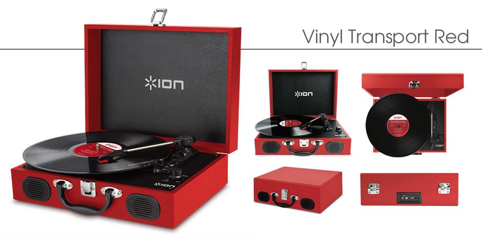 製品情報 vinyl transport ion audio